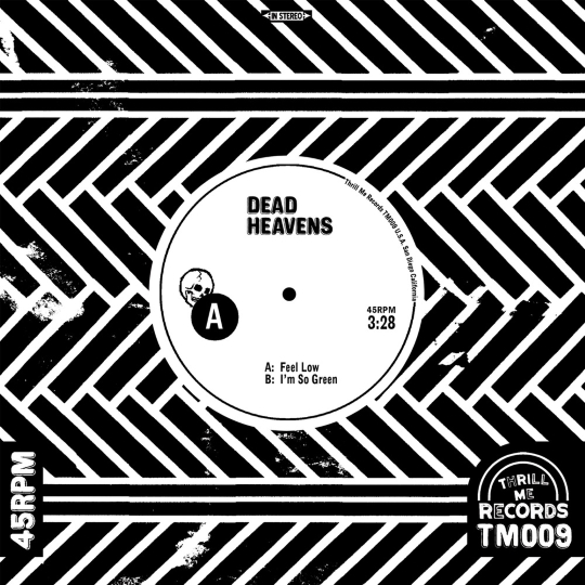 Dead Heavens - Feel Low art